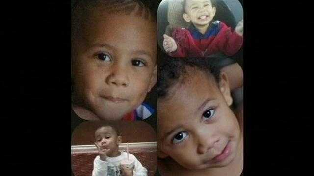 Three-year-old Davian Williams died Saturday night inside his apartment near I-240 Service Road and Western. KOCO's Michael Seiden has the story.