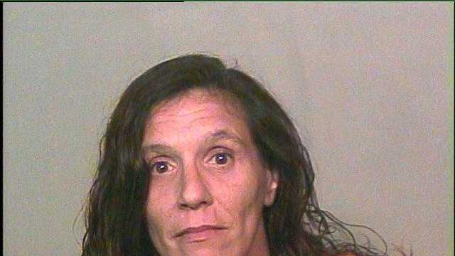 Michelle Alene Burgess, 39, was arrested on suspicion of DUI with her daughter in the car. Click here for details from KOCO.com.