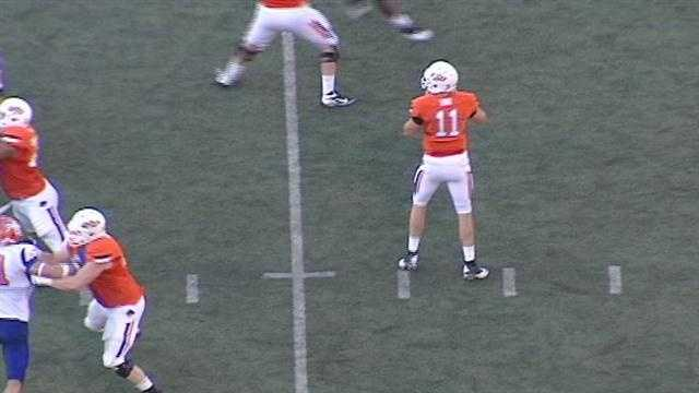 Is Wes Lunt ready to hit the road?