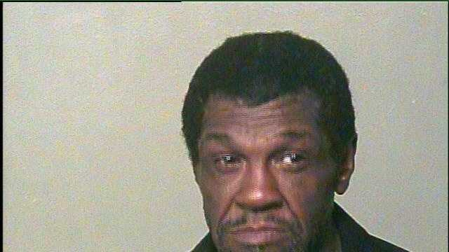 Marvin Jones, 43, was arrested after, police said, he used a 4-foot tree branch to threaten a store clerk. Click here to read more.