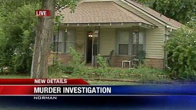 Grandmother gunned down in Norman home