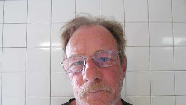 Michael Eugene Brewster, 54, of Pensacola, Fla., was arrested by police in Roland after being pulled over on a routine traffic stop. He was wanted on suspicion of being the 'Bucket List Bandit.'
