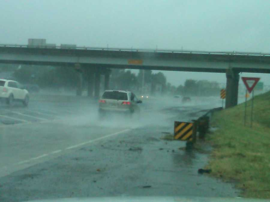 Ada got 4.16 inches of rain in September, according to the Oklahoma Mesonet.