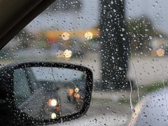 Blackwell got 1.23 inches of rain in September, according to the Oklahoma Mesonet.