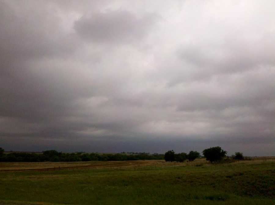 Durant got 2.36 inches of rain in September, according to the Oklahoma Mesonet.