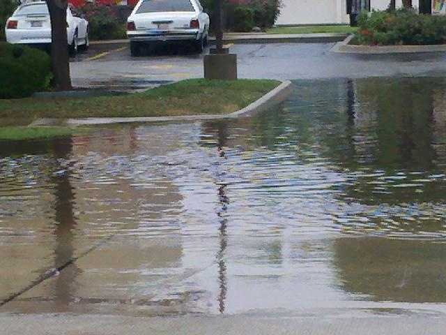 Kingfisher got 1.89 inches of rain in September, according to the Oklahoma Mesonet.