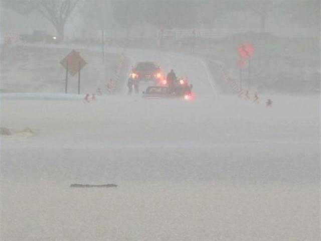 Okemah got 6.91 inches of rain in September, according to the Oklahoma Mesonet.