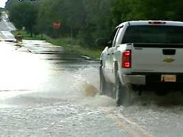 Pawnee got 1.47 inches of rain in September, according to the Oklahoma Mesonet.