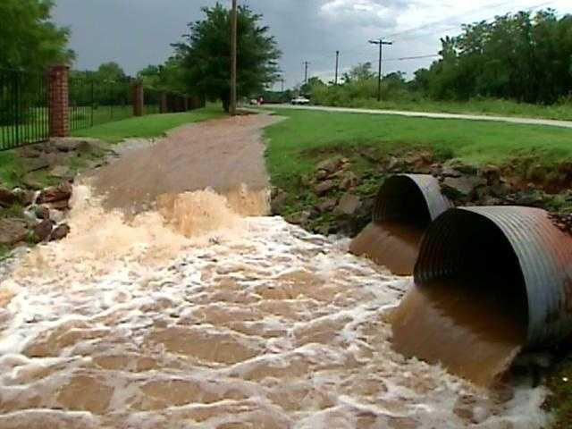 Shawnee got 3.44 inches of rain in September, according to the Oklahoma Mesonet.