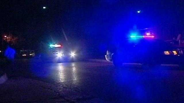 A shootout woke neighbors in the Will Rogers Courts Apartments early Wednesday.