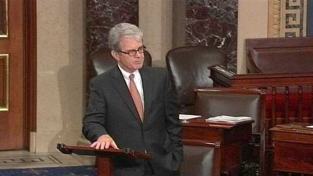 Sen. Coburn says Congress isn't focusing on real problems.