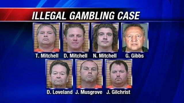 Teddy Mitchell asks for release in illegal gambling case