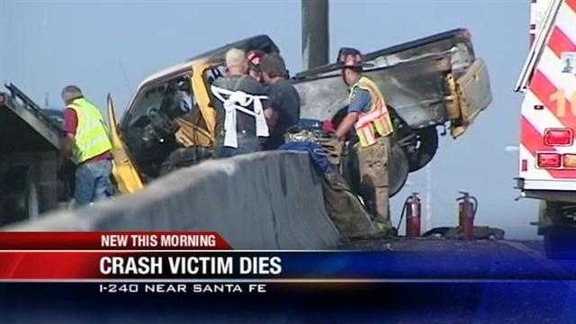 There are new details Thursday on a metro crash that injured a whole family.