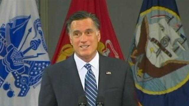 Republican presidential nominee Mitt Romney is now leading the polls over President Barack Obama.