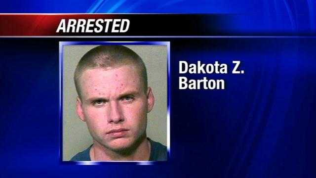 Dakota Barton led police on a dangerous chase back in April. Now, police said he's back in jail after a traffic stop -- and KOCO's Carla Wade did some digging to find out why.