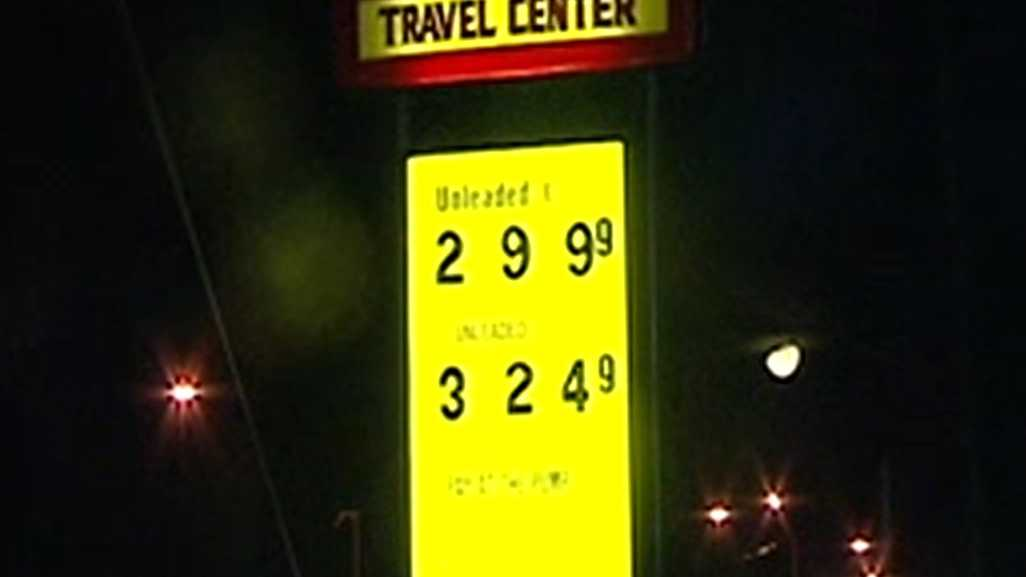 img-Gas prices drop to $2.99 in Oklahoma City