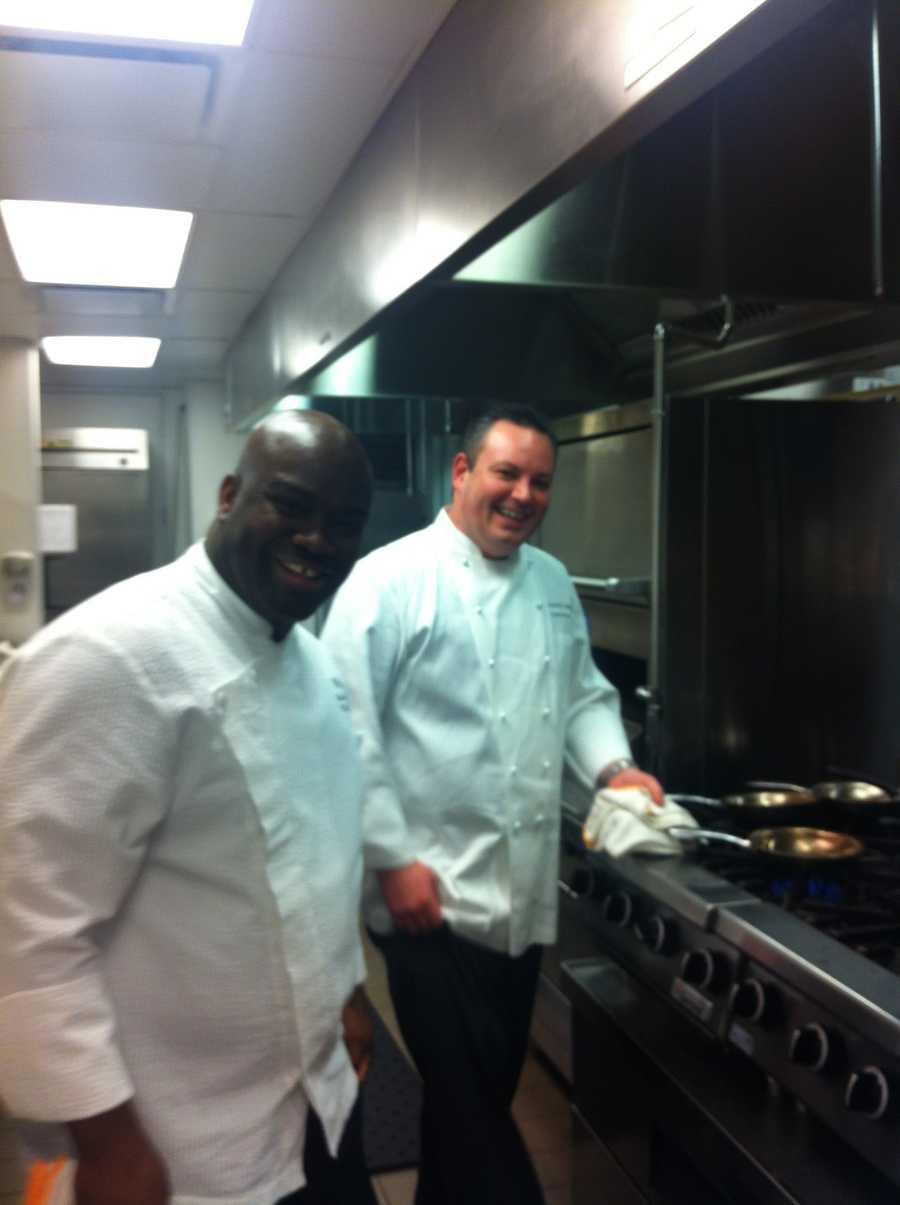 Vast's kitchen leaders.