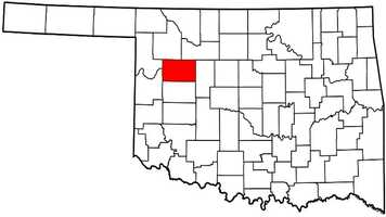 Dewey County had 4 schools that made a B, 2 that made a C and 1 that didn't have a grade available (Taloga HS).