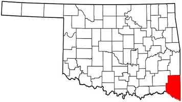 McCurtain County had 1 school that made an A, 19 schools made a B, 8 made a C and 1 that made a D.