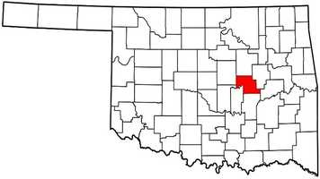 Okfuskee County had 5 schools that made a B, 8 schools made a C and 2 made a D.