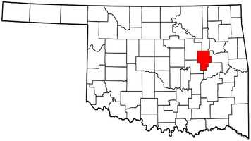 Okmulgee County had 1 school that made an A, 10 schools made a B, 11 made a C and 1 made a D.
