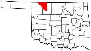 Woods County had 1 school, Waynoka High School, that made an A, 6 schools made a B and 2 made a C.