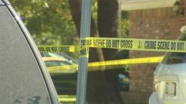 KOCO's Kim Passoth has this report on a home invasion robbery that left a teen injured and shaken in Choctaw.