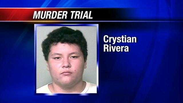 Crystian Rivera is on trial in the death of his sister, and today an ER doctor said she indeed was the victim of abuse. KOCO's Michael Seiden has this report.