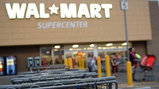 Walmart allows open carry.