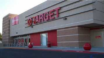 Target allows open carry.
