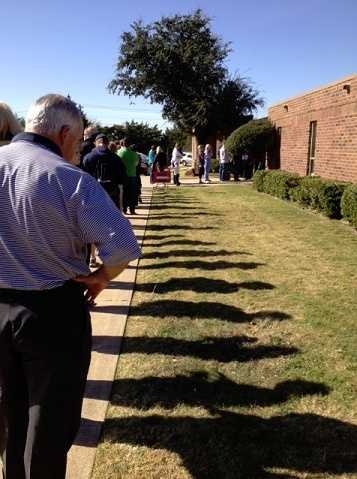 This is a photo from Community of Christ in Edmond.