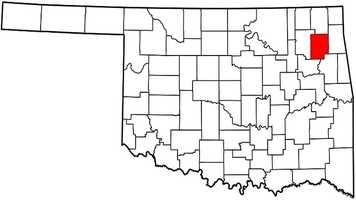 Mayes County: Mitt Romney: 9,634 votes&#x3B; 66.6 percent. Barack Obama: 4,822 votes&#x3B; 33.4 percent.
