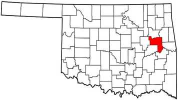 Muskogee County: Mitt Romney: 13,392 votes&#x3B; 57.4 percent. Barack Obama: 9,943 votes&#x3B; 42.6 percent.