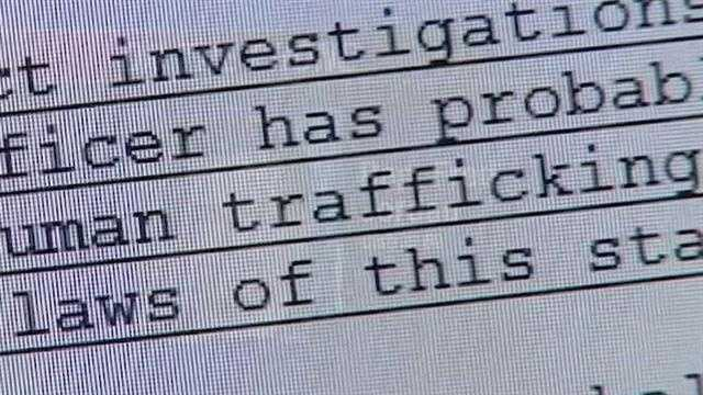 Oklahoma's new human trafficking tool