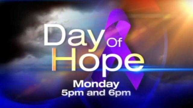 Join Eyewitness News 5's Jessica Schambach for a Day of Hope-preventing youth suicide in Oklahoma.
