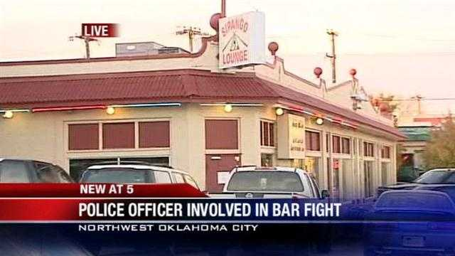 An Oklahoma City police officer could be ticketed and could face discipline after a bar fight on Sunday. KOCO's Erielle Reshef has the story.