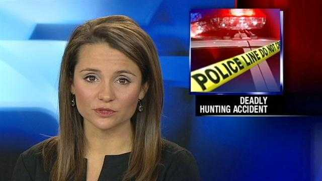 Teen kills stepfather in hunting accident, police say
