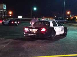 Police were called to the Drover's Inn at about 9:35 p.m., police say.