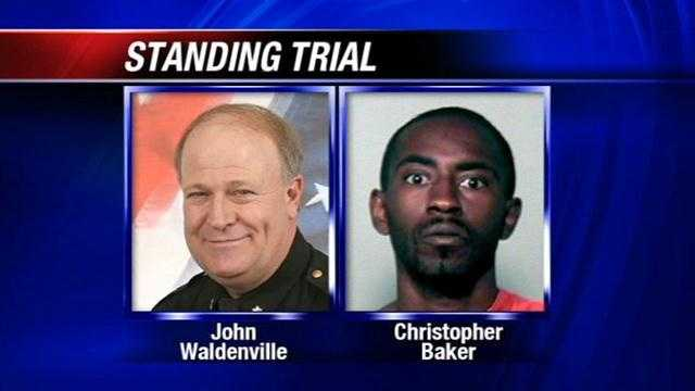 Trial continues in 2001 shooting outside steakhouse