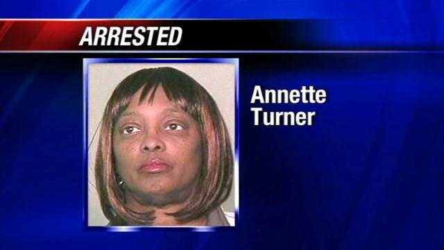 Nichols Hills Police say Annette Turner stole from an 88-year-old woman in her care. Investigators say the victim gave Turner blank checks for things like groceries but that Turner would go on shopping sprees.
