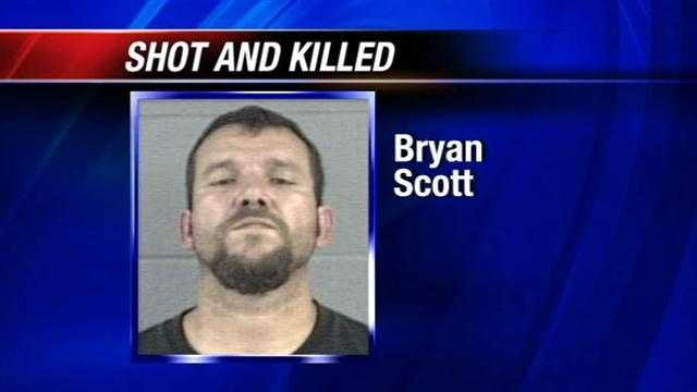 After an investigation, authorities said police were justified in shooting a 42-year-old man, Bryan Don Scott.