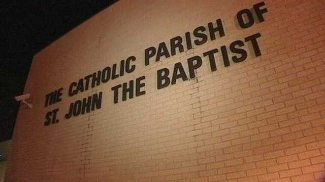 Records show Bill Coyle faces 8 felony charges. Coyle is accused of embezzling money from The Catholic Parish of St. John the Baptist in Edmond.