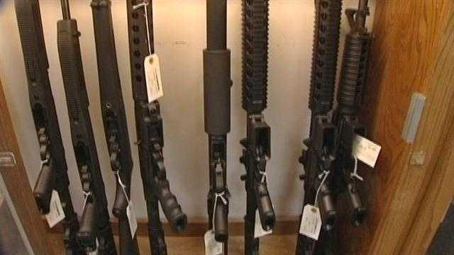 Gun store sees sales spike after Sandy Hook shooting