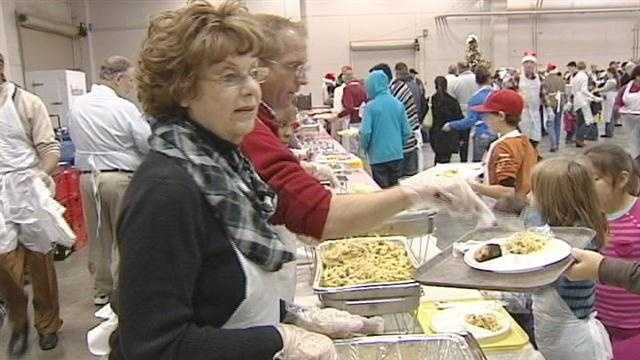 A traditional Oklahoma City holiday event was nearly canceled, but now a group has revived the Red Andrews Christmas Dinner. However, they still need help in the form of money, toys and volunteers.