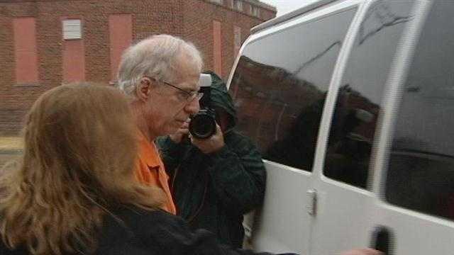 Retired professor headed to prison in exploitation
