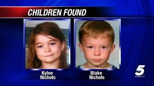 Children found, family elated