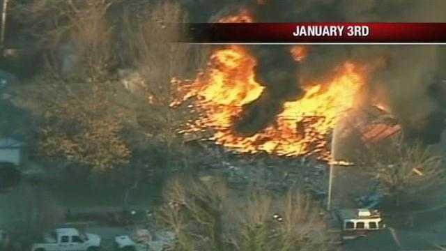 Only On 5: Survivor of explosion describes escape
