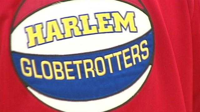 One of the Harlem Globetrotters was in Oklahoma City on Friday talking about bullying and steps people can take to fight it.