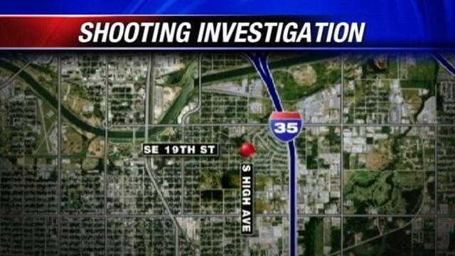 Oklahoma City police investigate overnight shooting