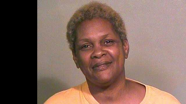 Jacqueline Streeter, 52, is accused of pointing a gun at another woman who she believed threw a cigarette at her vehicle. Click here to read the story.
